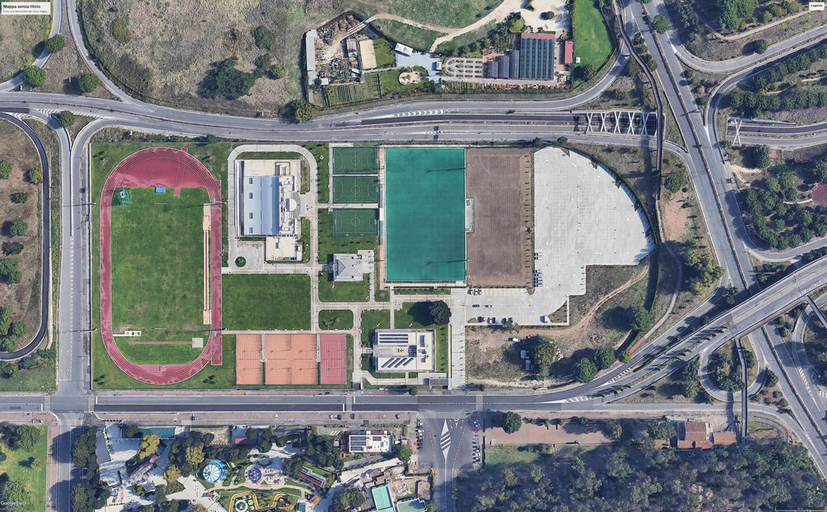 centro tre fontane-google