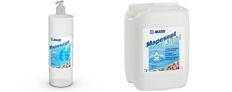 mapei igienizzanti prodotti