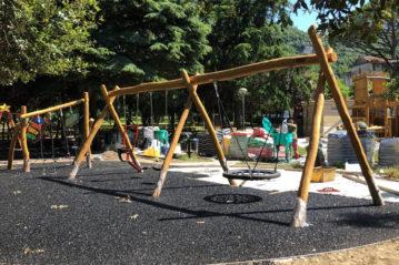 Il parco giochi di San'Antonio Abate - Kompan