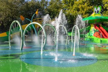 Ferrara parco bacchelli spraypark new dieresin