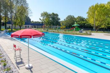 Ferrara parco bacchelli piscina