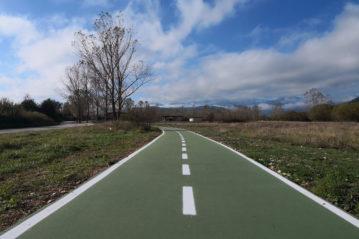 Cebic Urban Design - resine per piste ciclabili e arredo urbano