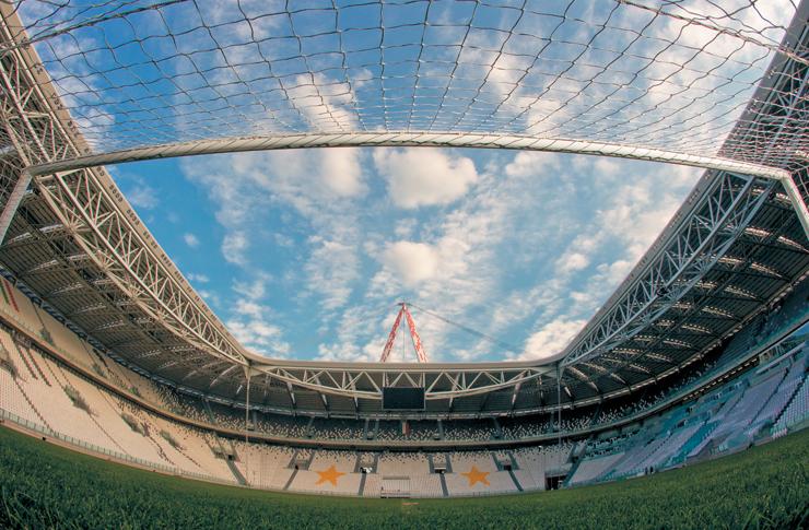 juventus stadium gauarena