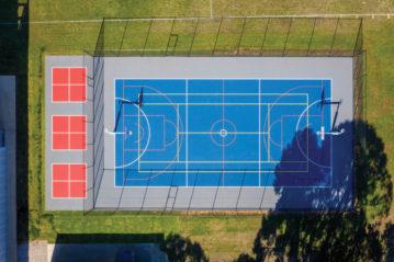Mapei - adesivi e prodotti per pavimentazioni sportive