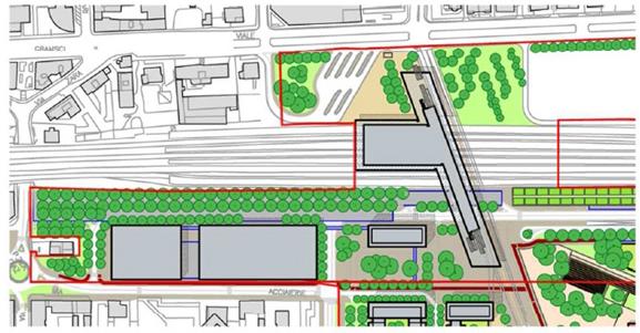 Comune di Sesto San Giovanni, Piano Integrato di Intervento, zona Stazione Ferroviaria, 2011.