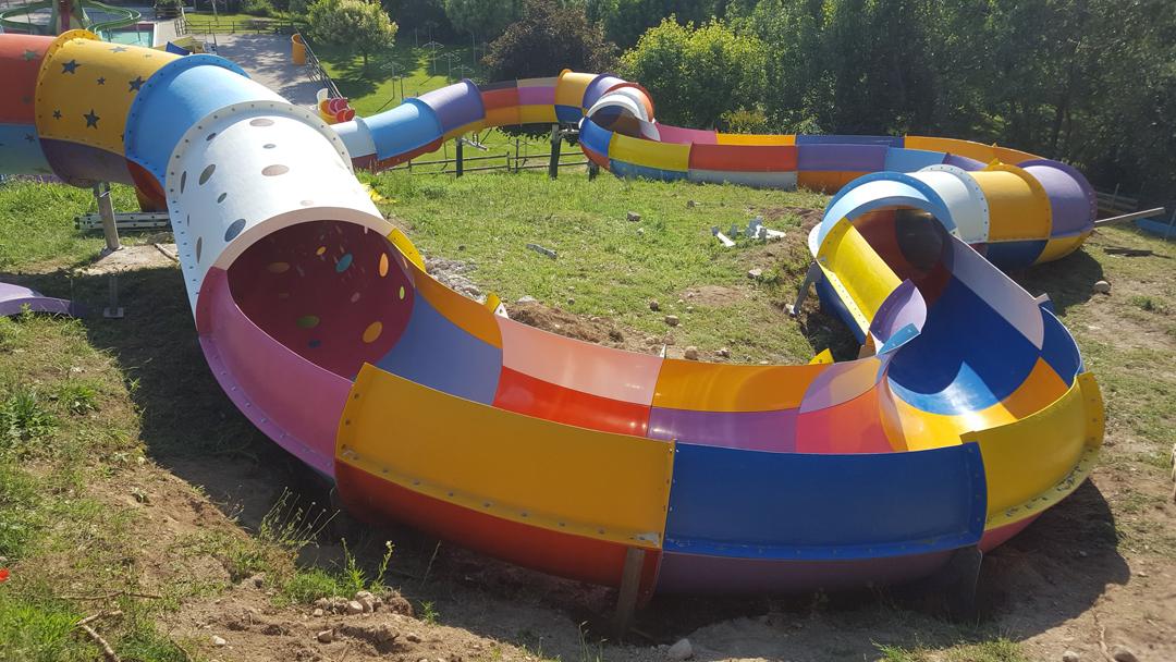 acquapark arlecchinoslide