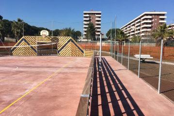 roma playground torre spaccata