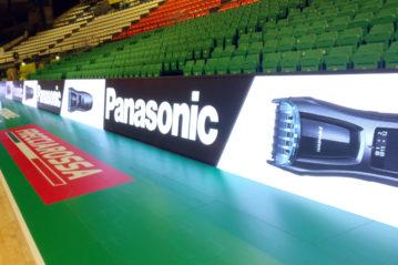 Bertelè Electronics segnapunti per lo sport: 360VideoCube, Tabelloni elettronici, segnapunti,Maxischermi, VideoLed, Ledwall,