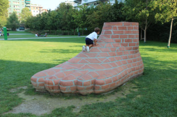 citylife sculture