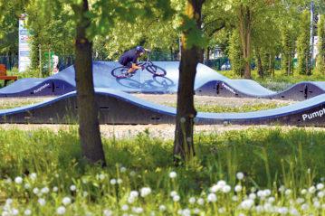 OC Arredo Outdoor - arredo urbano, giochi per bambini, fitness e sport all'aria aperta, circuiti pumptrack, skatepark modulari, boulder di arrampicata, percorsi parkour e calisthenics