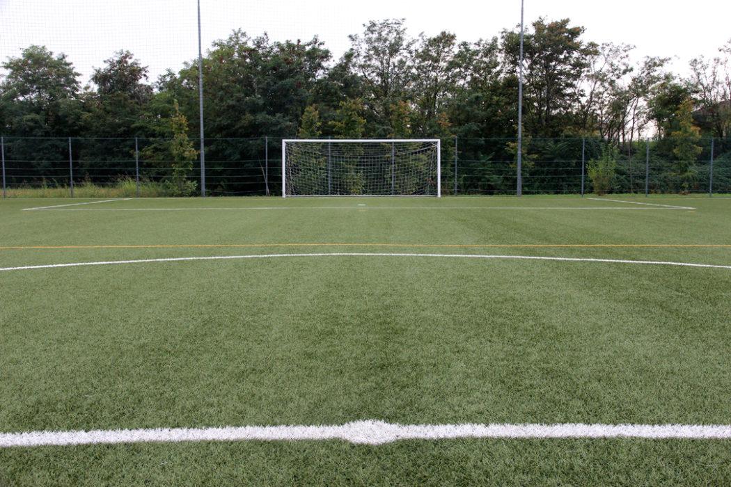 Campo di calcetto presso il Play Sport Village di Busto Garolfo (foto BG/Sport&Impianti).