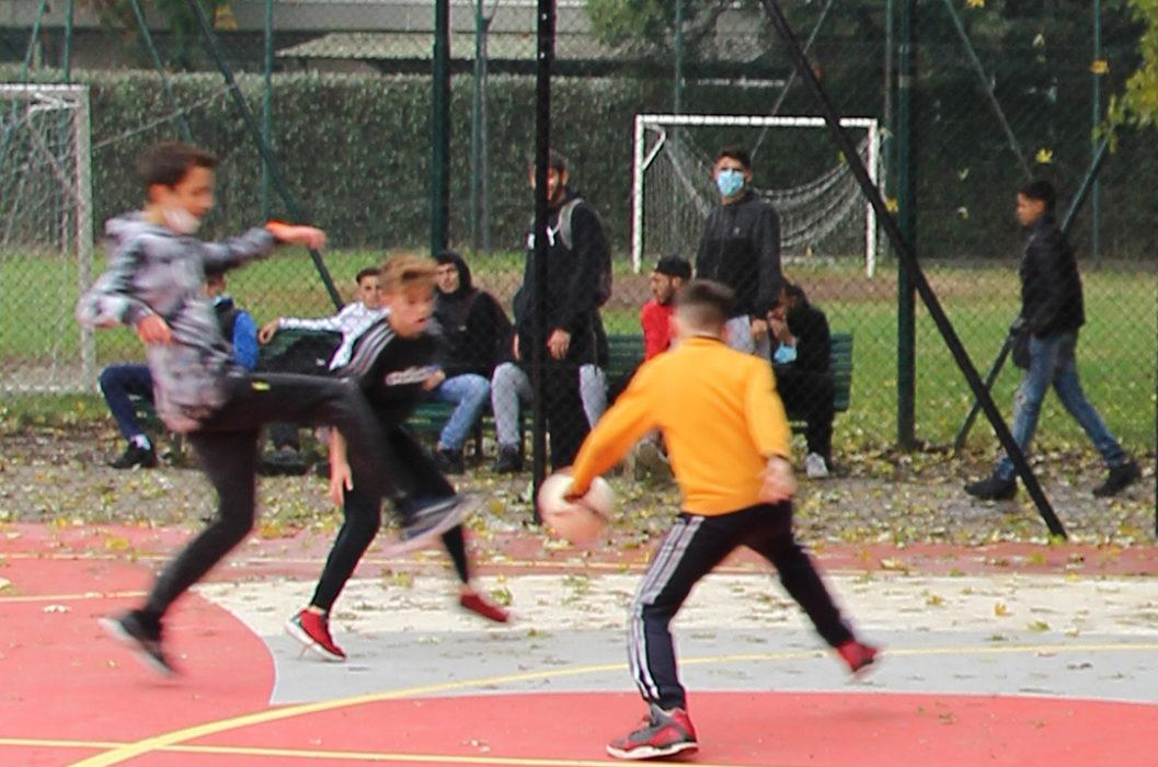 Attività sportiva di base (consentita) e/o sport di contatto (non consentito)? Foto BG/Sport&Impianti.