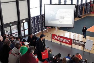 Sports Facilities Association - AIS - promotion of sports facilities