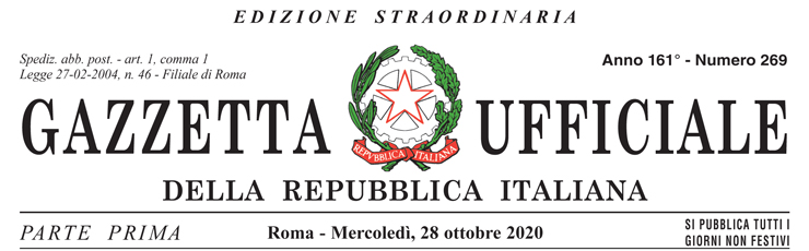 banner gazzetta decreto ristoro