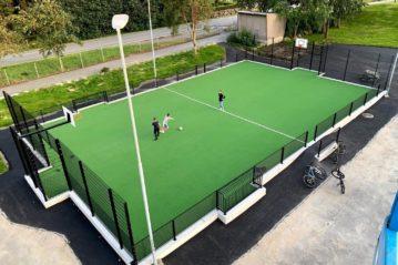 GrassPartners - RecoSport - manti di erba sintetica per sport, multisport, leisure e landscaping