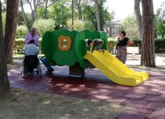 legnolandia foligno playground