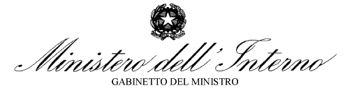 ministero banner