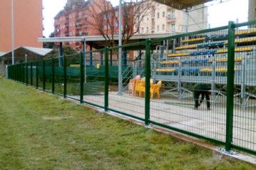 Retissima - progettazione e installazione recinzioni per lo sport, cancelli e grigliati - Retissima Super Sport