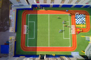 PMS Impianti Sportivi - progettazione, realizzazione e manutenzione. Padel, Red Brick, piste ciclabili, arredo urbano