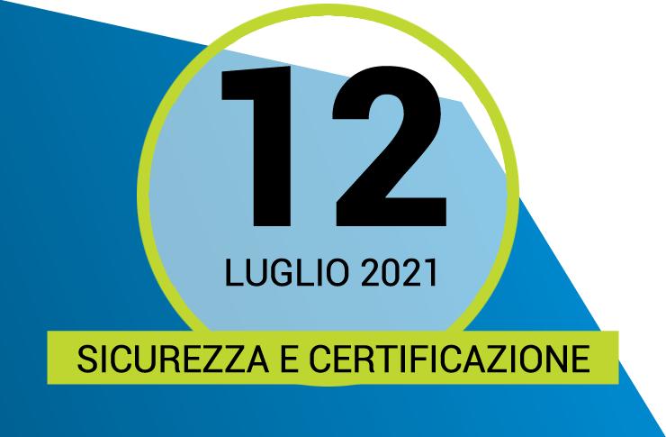 webinar sicurezza e certificazione
