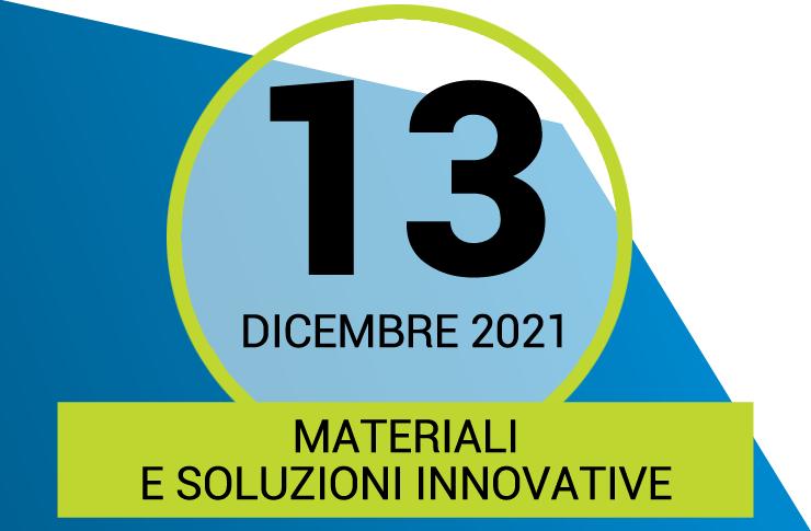 webinar materiali e soluzioni innovative