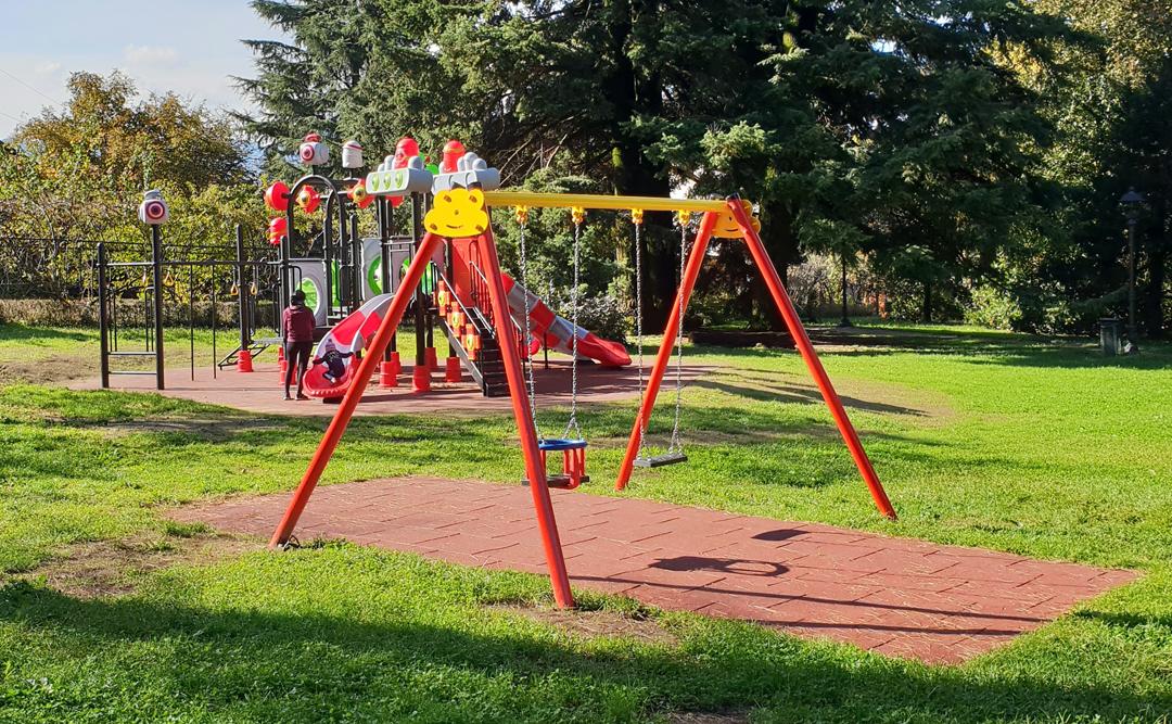 evolplay pisogne parco pubblico