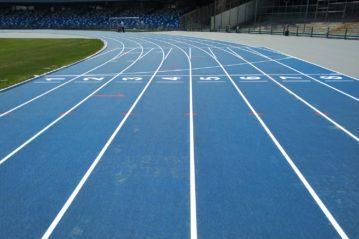 Genta - tracciature e segnaletica orizzontale per piste di atletica e gomma
