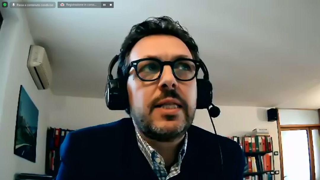 Pietro Vittorio webinar impianti sportivi efficienti