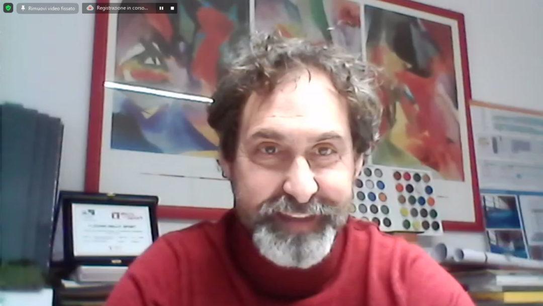 Stefano Longhi webinar impianti sportivi efficienti