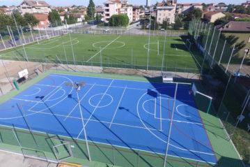 Lucon Sport impianti sportivi e giardini