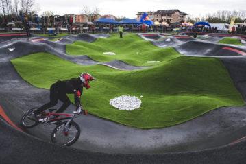 velosolutions - pump track - MTB trails - Skate park