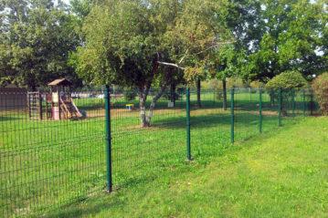 nuova defim orsogril - reti elettrosaldate - grigliati - recinzioni sport