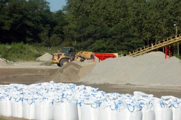 Sabbie Sataf - produzione sabbie e ghiaia per edilizia, sport