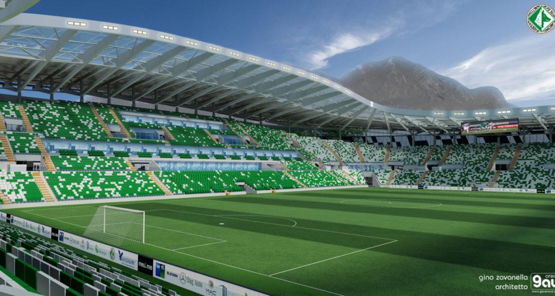 GAU Arena presenta lo studio di fattibilità per lo stadio dell'Avellino