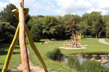 gea fun experience playground equipment and installation