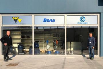 Kunzle&Tasin macchine per la pulizia e la manutenzione delle pavimentazioni sportive