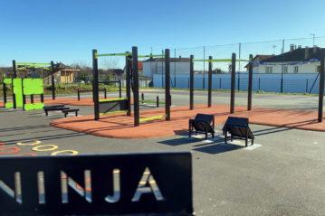 freetness italia outdoor fitness equipment