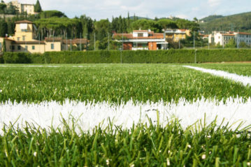 sofisport erba sintetica e naturale rinforzata