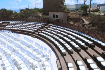 Mario Orlando & Figli - production, sale, rental of stages, modular stands, barriers, covers for stands and stages for shows and sports - platforms, solariums, gazebos and stands