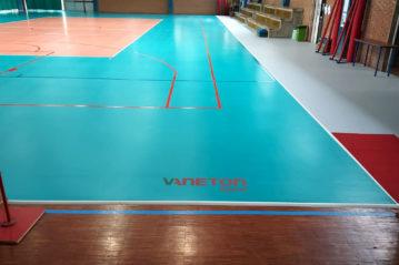 Vaneton - pavimentazioni sportive indoor e outdoor, pavimenti antitrauma, isolamento termico e acustico